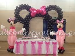 minnie mouse 1st birthday party ideas kid s birthday party minnie mouse themed party decoration