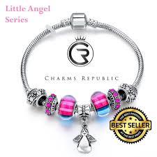 fashion bracelet images Little angel collection 2017 charm bracelet fashion bracelet jpg