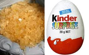 where to buy chocolate eggs with toys inside kid finds meth instead of toys inside kinder egg indiatoday