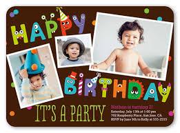 2nd birthday invitations shutterfly