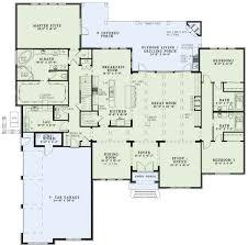 luxurious european house plan 1373 jean baptiste