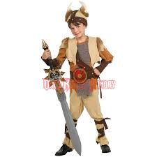 boy costumes boys viking warrior costume rc 884708 from armoury