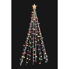 lighted tree yard decorations rainforest islands ferry