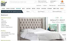 Furniture Online Modern by Best Online Furniture Stores Freshome Shopping Guide