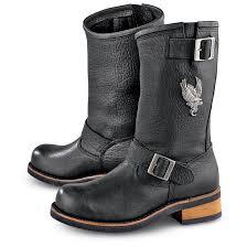 harley riding boots men u0027s harley davidson bering bison boots black 20889