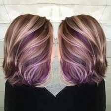 hair styles brown on botton and blond on top pictures of it image result for blonde and purple hair head case
