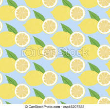 seamless lemon pattern seamless pattern fruit lemon vector vector search clip art