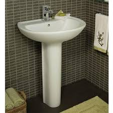 american standard standard collection pedestal sink pedestal console bath sink page 2 canaroma bath tile