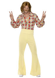 1960s Halloween Costumes Men U0027s 1960s Groovy Guy Costume