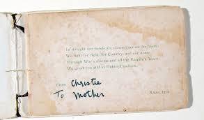 europeana 1914 1918 christmas cards from christopher butler