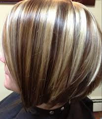 blonde hair with chunky highlights 60 great brown hair with blonde highlights ideas