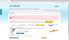 Resume Upload by Wuzzuf Upload Resume Abdulrahman Assabri
