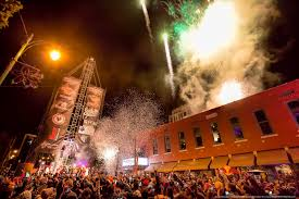 new years eve 2018 in downtown memphis