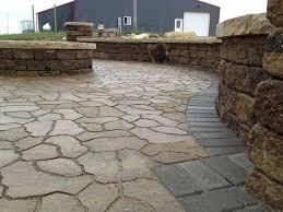 landscape u0026 patio 6x9 pavers stone paver menards patio blocks