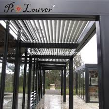Louvered Roof Pergola by Outdoor Louvers Outdoor Louvers Suppliers And Manufacturers At