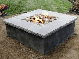 how to build a gas fire pit burner home fireplaces firepits