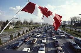 Rules For Flying The American Flag At Night Tips For Crossing The Border Into Canada