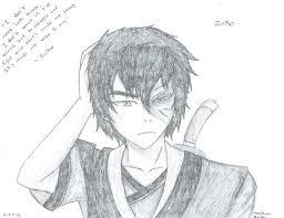 avatar the last airbender zuko drawing my drawings