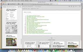 olive tree genealogy blog using evernote to make virtual binders