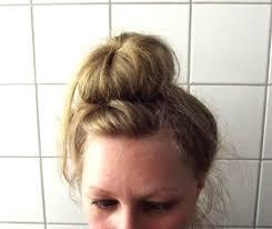 sock bun hair the great sock bun curls fail confessions of a refashionista