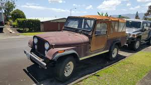 scrambler jeep for sale jeep scrambler for sale in hawaii cj 8 north american classifieds