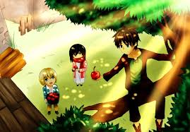 attack on titan the apple tree by redrook96 on deviantart