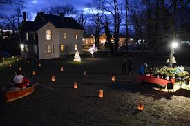 bourne lights up for the holidays bourne news capenews net