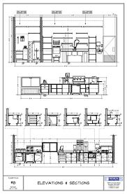 restaurant plan elevation best floor images on pinterest sample of