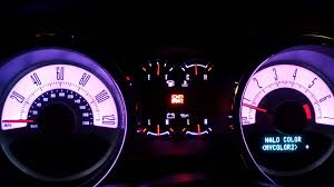 mustang custom gauges 2010 mustang custom colors