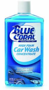 blue coral wash wax concentrate 100 washes 100 fl oz walmart com