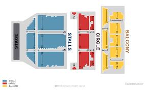 Ticketmaster Floor Plan Edinburgh Playhouse Edinburgh Events U0026 Tickets Map Travel