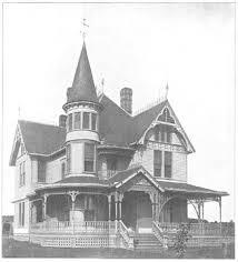 Queen Anne House Plans Historic 361 Best Dream House Images On Pinterest Victorian Architecture