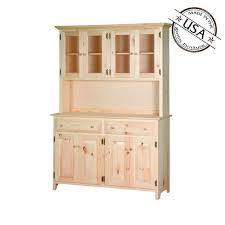 kitchen buffet furniture american pride large kitchen buffet server and hutch