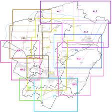 ufficio collocamento lugo tavole 4 schema di assetto strutturale 1 10 000 piano
