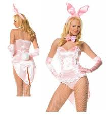 Cheap Playboy Bunny Halloween Costumes Claim Sixties Femininity Show U0027s Object