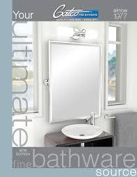 Gatco Bathroom Catalog 2016