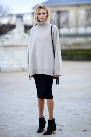how to wear an oversized sweater chictrends