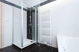 frameless glass shower door installation how to install on tile