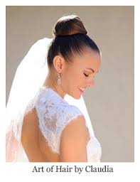 bridal hair bun 25 high bun hairstyles for brides hair comes the