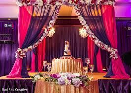 Hindu Wedding Supplies Floral U0026 Decor In Tampa Fl Hindu Christian Fusion Wedding By Rad