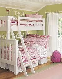 Kid Bed Frame Bunk Beds For Blue Slides White Wooden