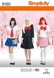 Simplicity Halloween Costumes Simplicity Pattern 1138 Misses U0027 Dark Faeries Costumes Misses