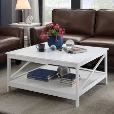 36 square coffee table belham living westcott square coffee table hayneedle