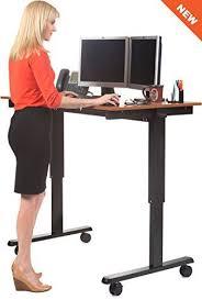 Height Adjustable Standing Desk by 25 Best Standing Desk Height Ideas On Pinterest Standing Desk