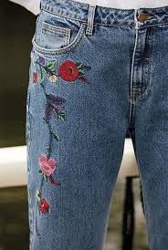 womens boots primark uk primark embroidered denim