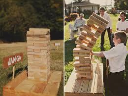 How To Make Backyard Jenga by The Summer Heat These Fun Diy Backyard Games Will Make You