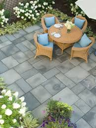 Patio Flooring Ideas Budget Home by Awesome Small Backyard Patio Ideas On Budget Home Interior Design