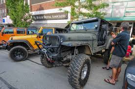 Bantam Jeep Festival Now Taking Entries Doug Bardwell