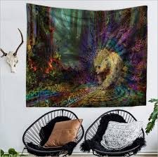 compare prices on wolf tapestry online shopping buy low price