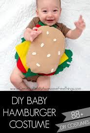 Baby Skunk Costume Halloween 80 Diy Halloween Costumes Baby Hamburger Halloween Costumes
